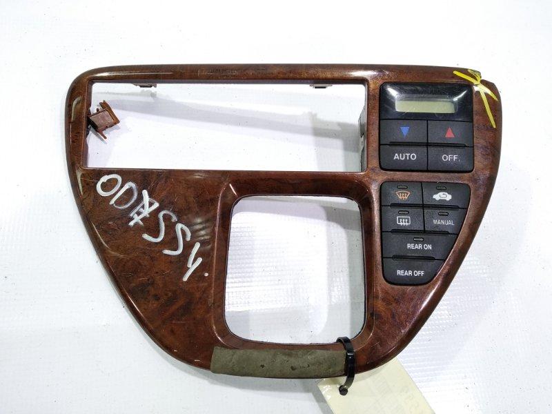 Блок управления климат-контролем Honda Odyssey RA6