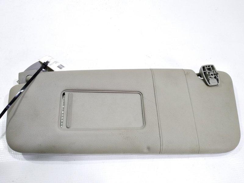 Козырек Bmw 5-Series E60 M54B30 2004 передний правый