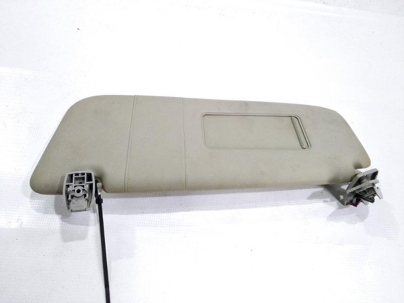 Козырек Bmw 5-Series E60 M54B25 2004 передний левый
