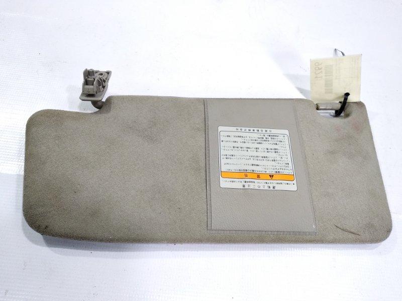 Козырек Nissan Teana T31 VQ23DE передний правый
