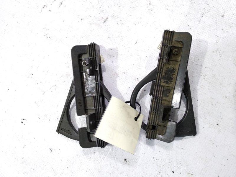 Подстаканник Nissan Xtrail T30 QR20DE 05.2001 передний