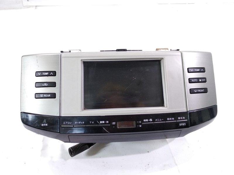 Монитор Toyota Mark X GRX120 4GRFSE 2005
