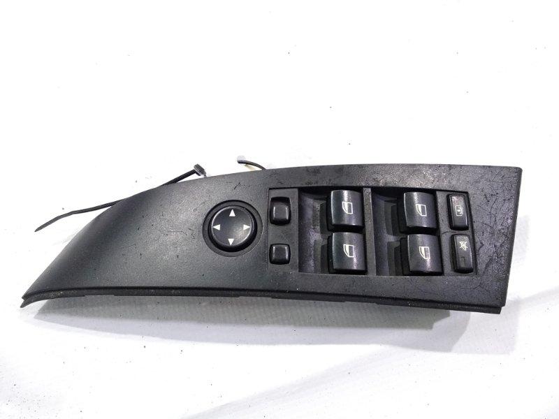Кнопка стеклоподъемника Bmw 5-Series E60 M54B25 2004 передняя правая