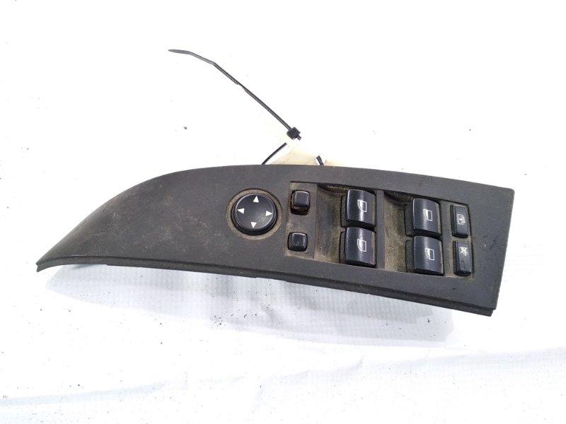 Кнопка стеклоподъемника Bmw 5-Series E60 M54B30 2004 передняя правая