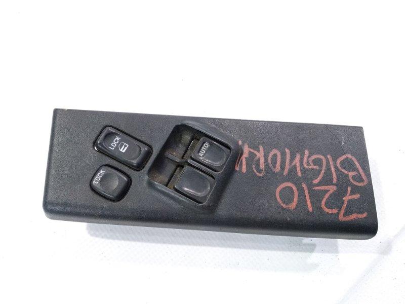 Блок упр. стеклоподьемниками Isuzu Bighorn UBS69 4JG2 передний правый