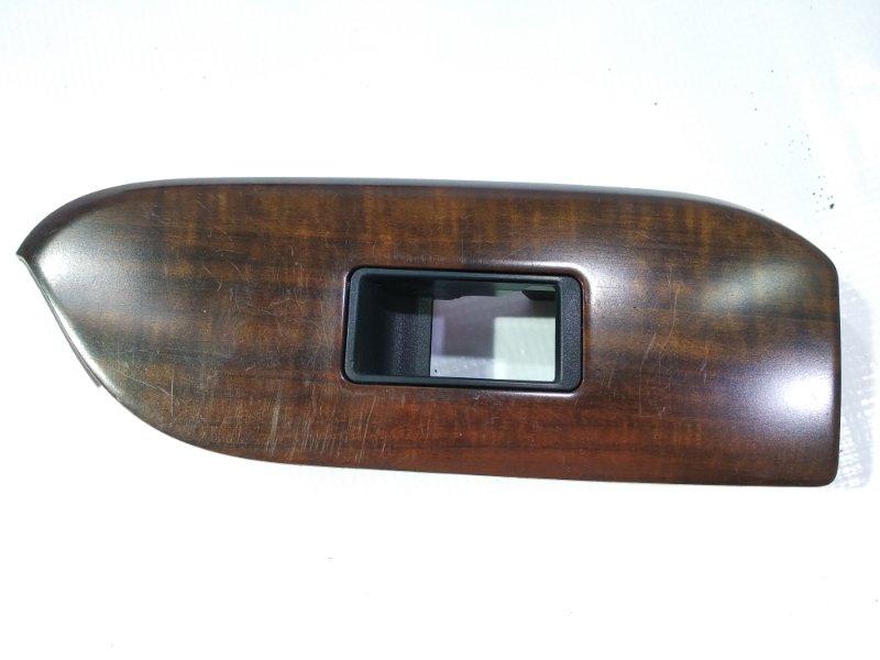 Консоль пульта стеклоподъёмника Toyota Land Cruiser Prado GDJ150 2TRFE задний левый