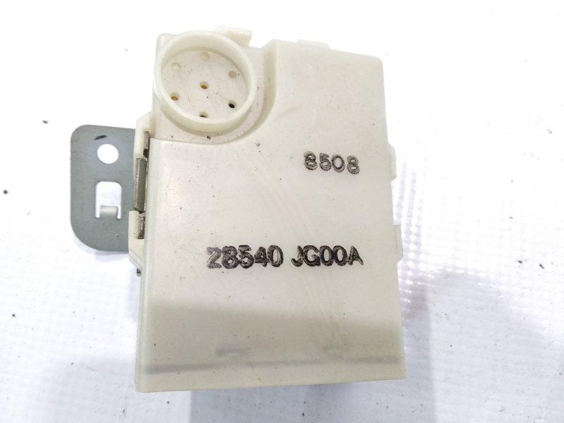 Электронный блок Nissan Xtrail T31 MR20DE 2008