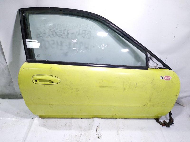 Дверь Honda Prelude BA8 передняя правая