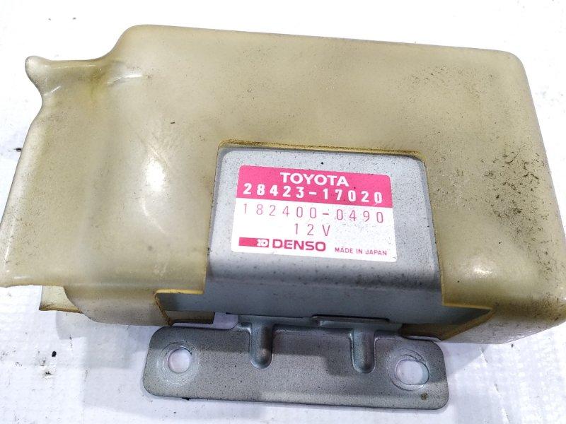 Блок управления свечами накала Toyota Land Cruiser FJ80G 1HDT 1994