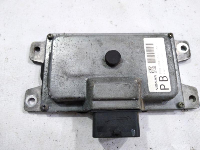 Блок управления автоматом Nissan Teana PJ32 QR25DE 2009
