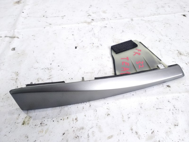 Накладка на торпеду Nissan Teana PJ32 QR25DE 2009 передняя правая
