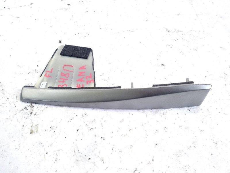 Накладка на торпеду Nissan Teana PJ32 QR25DE 2009 передняя левая