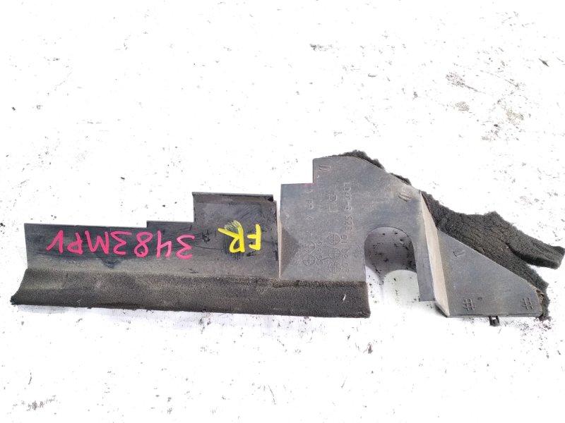Защита радиатора Mazda Mpv LW3W AJ 2004 передняя правая
