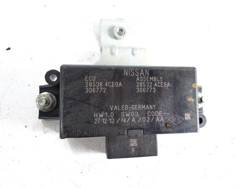 Блок управления Nissan Xtrail HNT32 MR20DD 2014