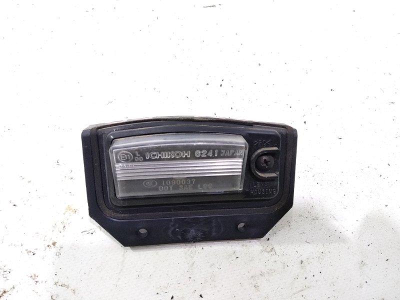 Подсветка номера Nissan Murano PNZ50 QR25DE задняя правая
