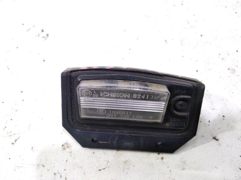 Подсветка номера Nissan Murano PNZ50 QR25DE задняя левая