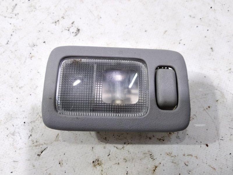Светильник салона Mitsubishi Pajero V63W 4G94 2001 задний