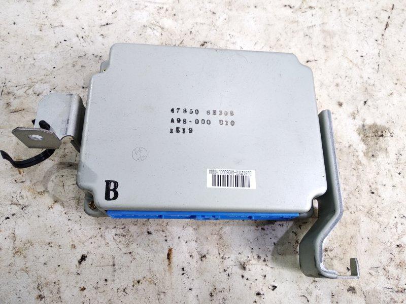 Блок управления abs электронный Nissan Xtrail T30 QR20DE 2001