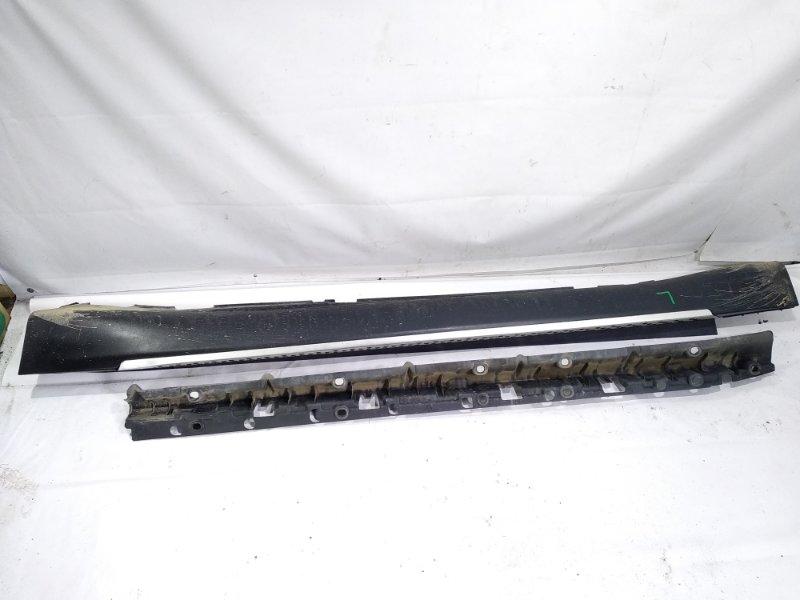 Подножка Bmw X6 E71 N54B30A 2008 левая