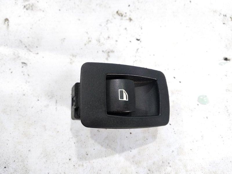 Кнопка стеклоподъемника Bmw X6 E71 N54B30A 2008 передняя правая