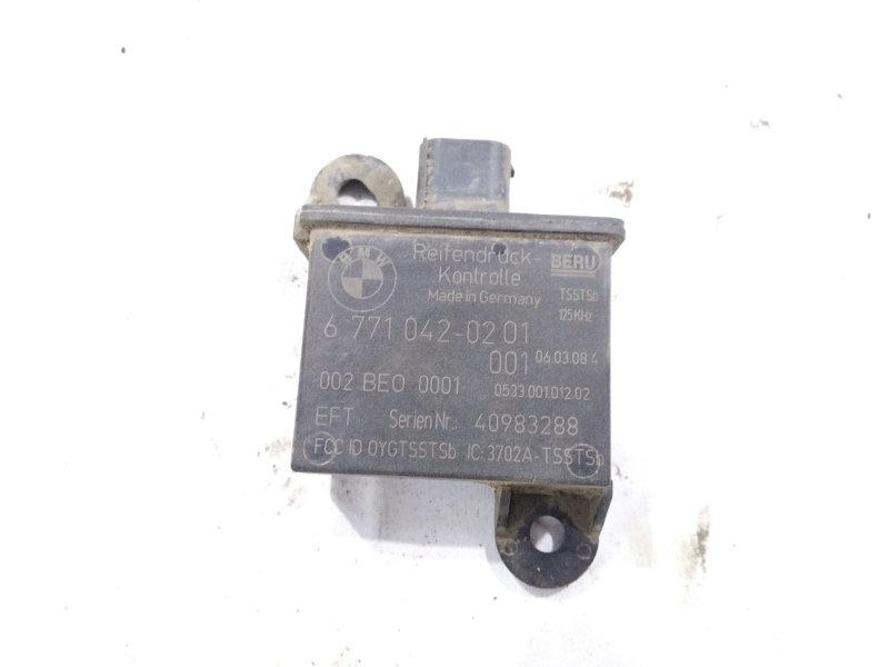 Датчик давления в шинах Bmw X6 E71 N54B30A 2008 задний левый