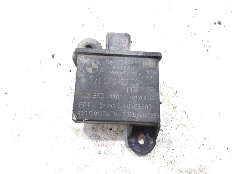 Датчик давления в шинах Bmw X6 E71 N54B30A 2008 передний левый
