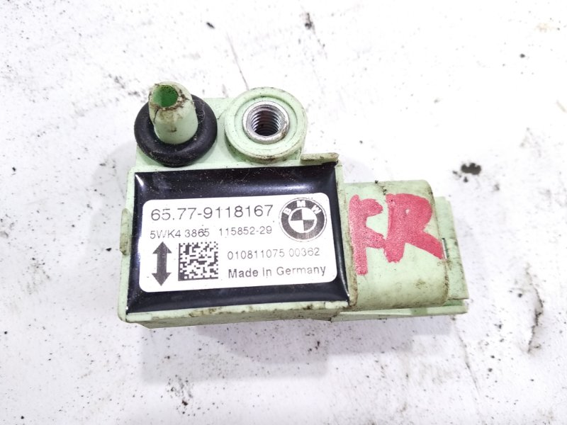 Датчик airbag Bmw X6 E71 N54B30A 2008 передний правый