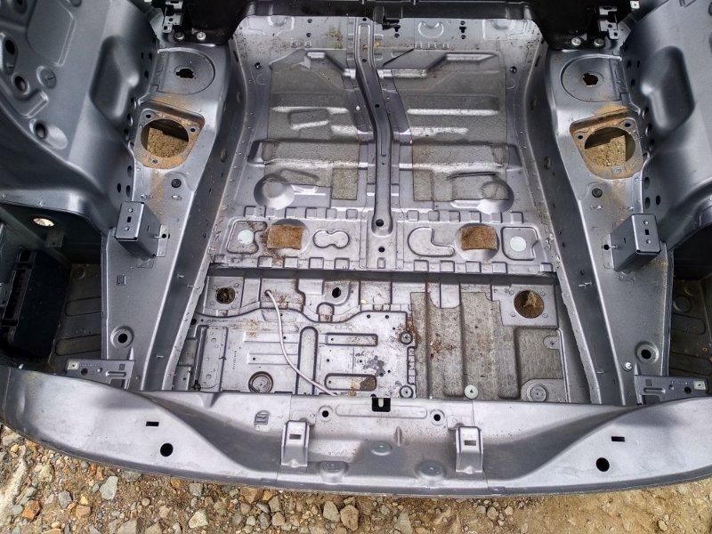 Тазик железный Bmw X6 E71 N54B30A 2008 задний