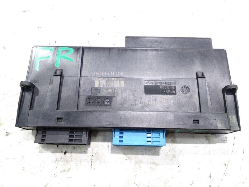 Блок управления Bmw X6 E71 N54B30A 2008