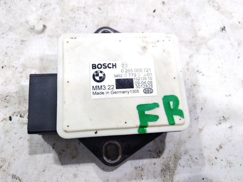Датчик ускорения Bmw X6 E71 N54B30A 2008