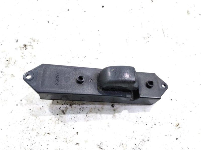Кнопка стеклоподъемника Mitsubishi Pajero V21W 6G74 1999 передняя левая