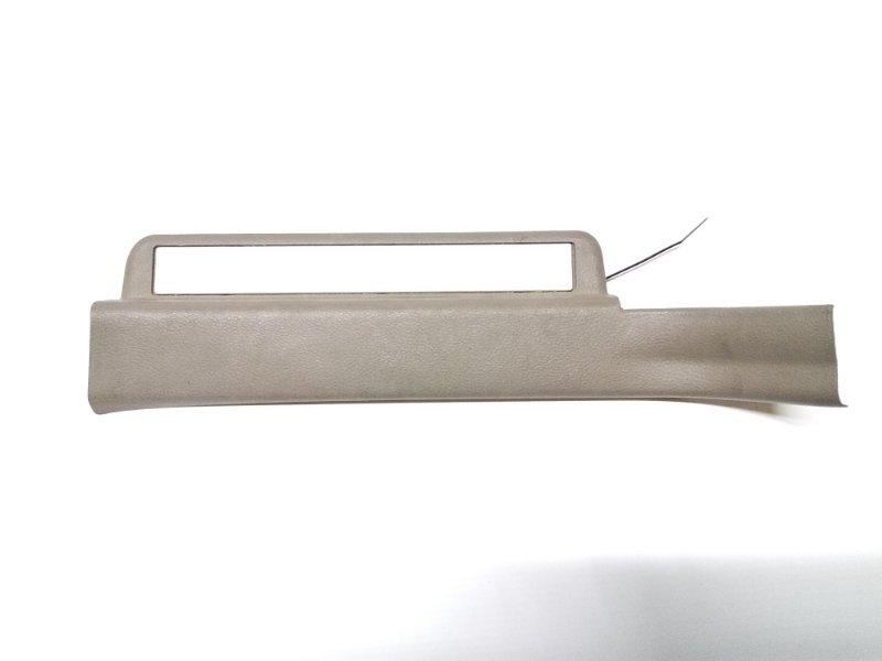 Накладка на порог салона Nissan Murano PNZ50 QR25DE задняя правая