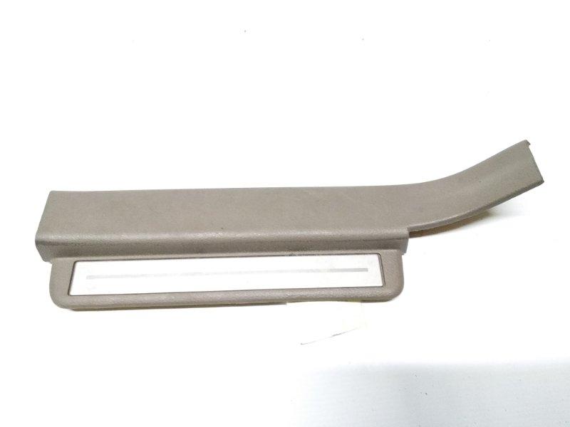 Накладка на порог салона Nissan Murano PNZ50 QR25DE задняя левая
