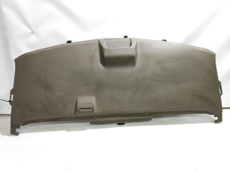 Полка под заднее стекло Nissan Teana T31 VQ23DE 03.2006 задняя