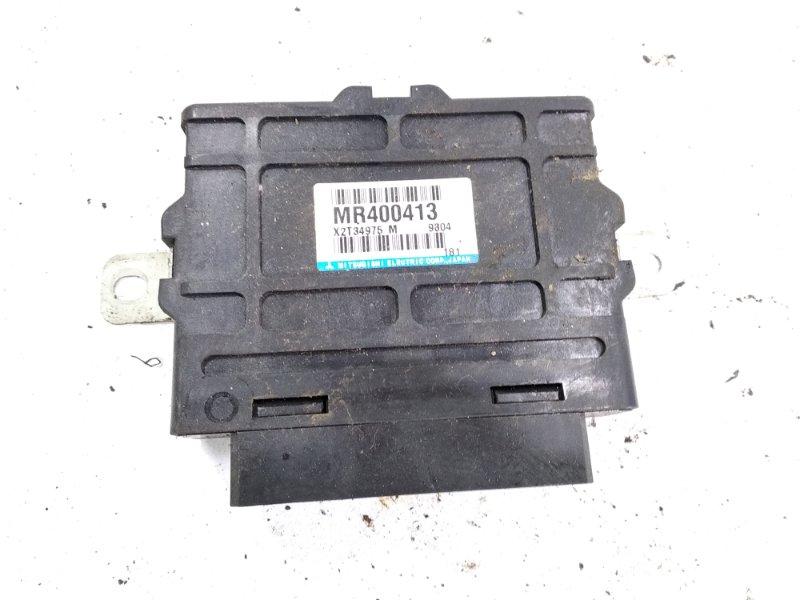 Блок управления abs электронный Mitsubishi Pajero V21W 6G74 1999
