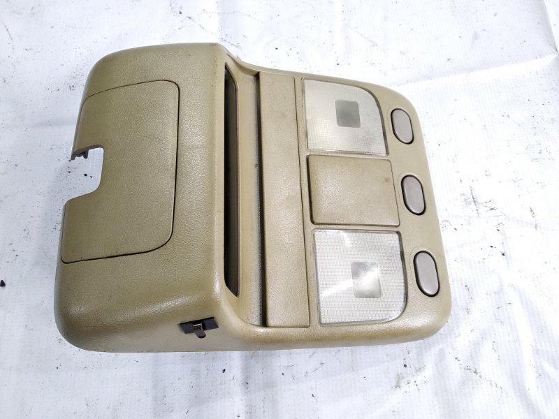 Светильник салона Nissan Elgrand AVWE50 ZD30DDTI 2000 передний
