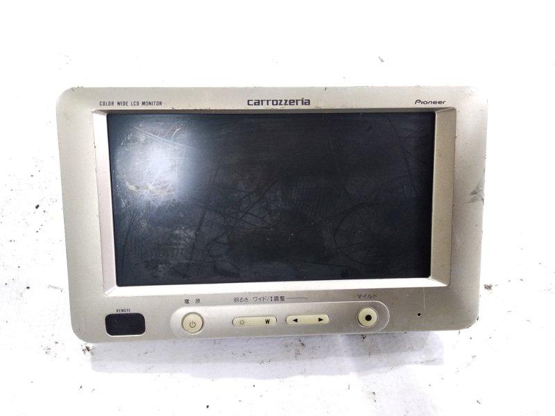 Монитор Nissan Elgrand AVWE50 ZD30DDTI 2000