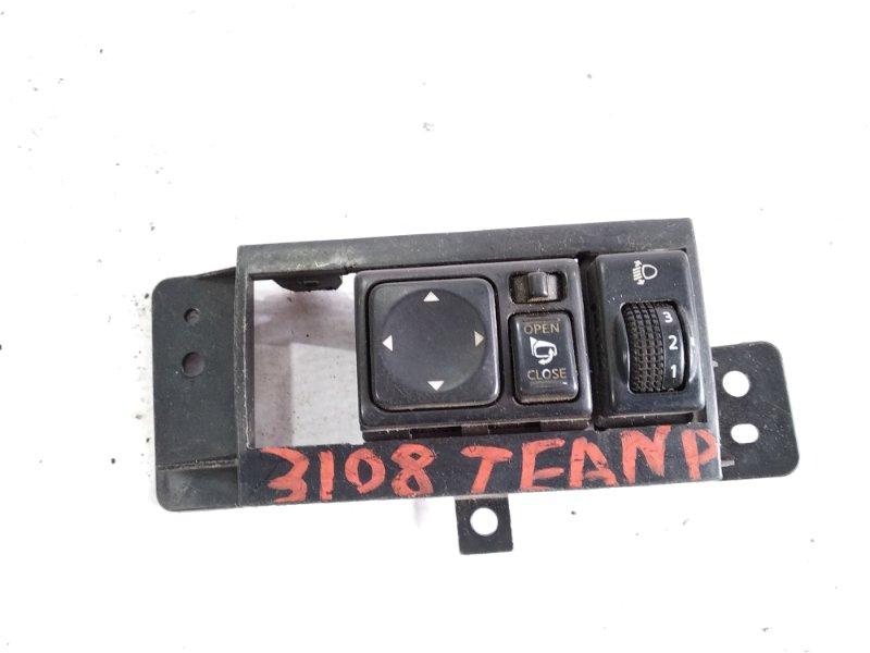 Блок управления зеркалами Nissan Teana T31