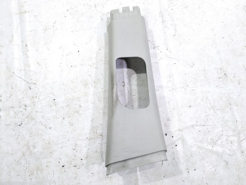 Обшивка стойки кузова Nissan Dualis J10 MR20DE 2008 задняя правая