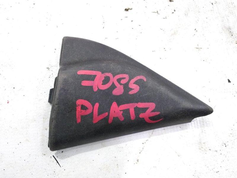 Накладка на зеркало Toyota Platz NCP12 2NZFE передняя правая