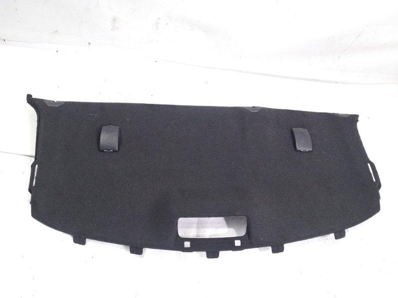 Полка под заднее стекло Toyota Corolla Axio NRE161 2NRFKE 2015 задняя