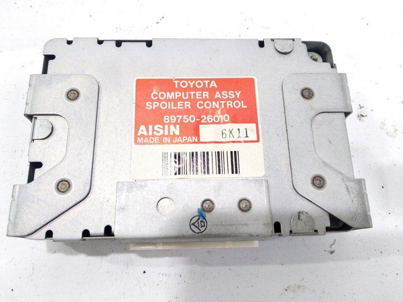 Блок управления Toyota Hiace KZH106G 1KZTE 1996