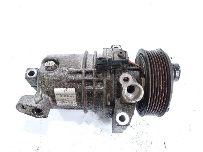 Компрессор кондиционера Nissan Nv200 M20 HR16DE 2009