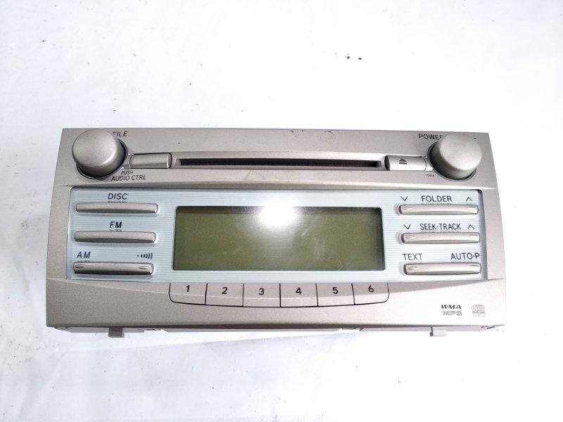 Магнитофон Toyota Camry ACV45 2AZFE 2008
