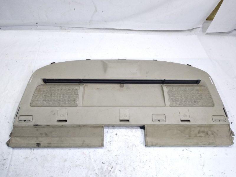 Полка под заднее стекло Toyota Camry ACV45 2AZFE 2008