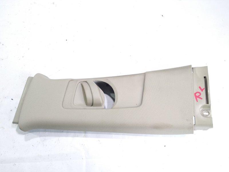 Обшивка стойки кузова Toyota Camry ACV45 2AZFE 2008 задняя левая