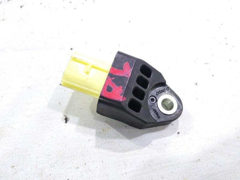 Датчик airbag Toyota Camry ACV45 2AZFE 2008 задний левый