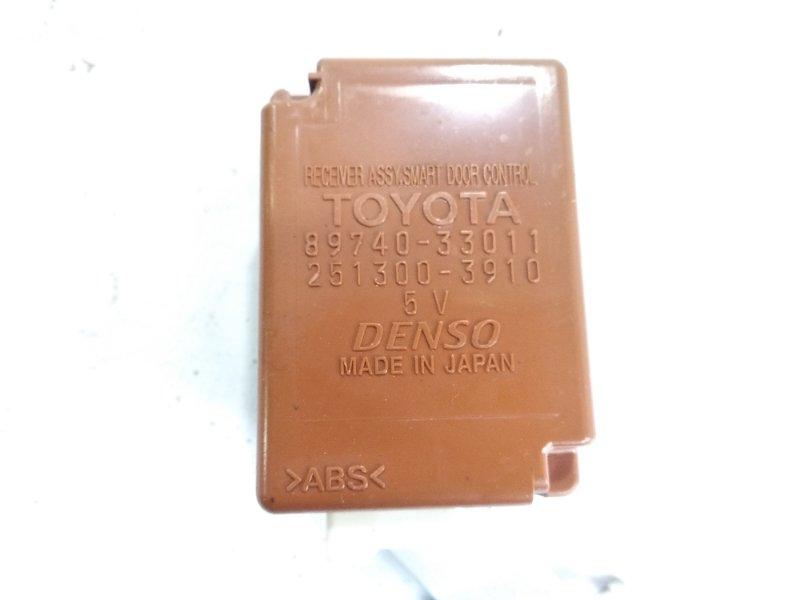 Блок управления дверьми Toyota Camry ACV45 2AZFE 2008