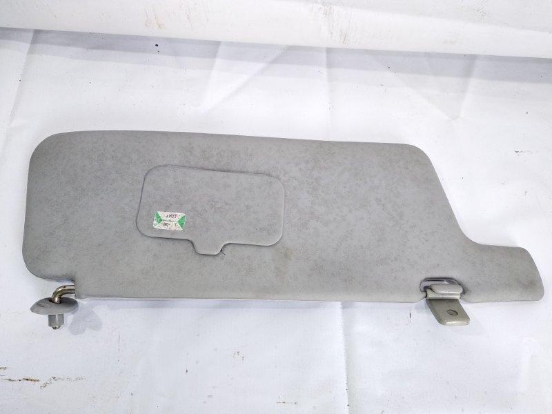 Козырек Mazda Mpv LVLR WLT 1996 передний правый