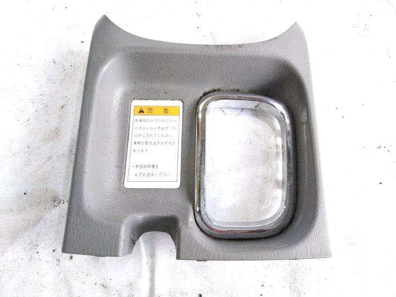 Консоль автомата Suzuki Escudo TA52W